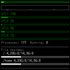 Raspbian: システム情報をデスクトップに表示 conky