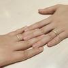ふたりを結ぶ運命の赤い糸(香川 高松 結婚指輪 マリッジリング)