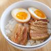 箸で崩せるトロトロな豚の角煮、圧力鍋で作るのが手っ取り早くて確実に美味い
