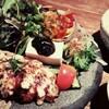 「ピパーチキッチン」沖縄食材を使ったカフェの絶品ハンバーグ