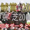 【金鯱賞 2020】過去10年データと予想