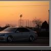 夕焼けと車の写真の撮影方法とLightroomでのレタッチ!