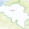 ベルギー「ベルギーの地域」の思ひで…