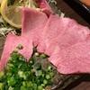 【福岡旅行】貴重!生牛たんが食べれる店 もつ鍋 味鍋 味味