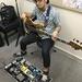 ギター講師、ベース講師のエフェクターボードを拝見!