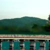 岡山城と後楽園を結ぶ橋  A.カニング
