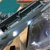 プラモ作ろう!   バンダイ   アンドロメダ ムービーエフェクトVer ⑦  ナビゲーションライト   電飾やってみよう!宇宙戦艦ヤマト2202より
