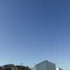 今日もいい天気