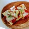 【レシピブログの 「トマト・ソースをつかった時短!簡単!トマトレシピ♪」 モニター参加中!】時短簡単長芋ピザ