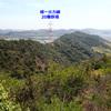 姫路市の小富士山(麻生山)南東尾根を歩く
