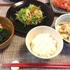 れんこんサラダ そして明太子~!