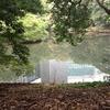 言い訳の東京旅行一日目(4)。浜離宮庭園の新銭座鴨場。徳川家愛好、鷹狩りの名残り