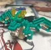 ナノブロック ドラゴン作成~ ドラゴンの名前の由来って
