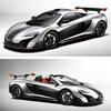 McLarenとMaserati
