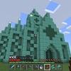 【マイクラ】海底神殿を壊してお城にする方法!! #29