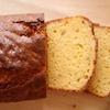 バターなしでも美味しく出来る、バナナのパウンドケーキ!
