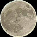 月のさんぽ道。
