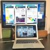 【学会発表ポスター】Macbook AirとThunderbolt Displayを繋いでみた