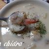 短時間で簡単!!青柳貝でクラムチャウダー【レシピ】