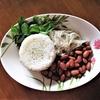 圧力鍋で簡単*金時豆のマリネ*おしゃれサラダご飯*水煮レシピ