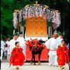華やかな葵祭が向かう先 龍の都へ