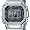 タフな準スマートウォッチ【CASIO G-SHOCK ジーショック Bluetooth搭載 電波ソーラー GMW-B5000D】