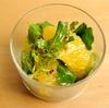 柑橘とクレソンのサラダ 春の薬膳