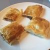 簡単アペロに ブルーチーズを使った一口パイ二種類