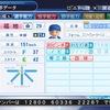 福地元春(2018年戦力外、引退選手)(パワプロ2018再現選手)