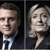 マクロンさん、フランス大統領選第一回投票で首位に