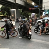 旅の羅針盤:混沌とした街「バンコク」