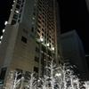 ザ・ペニンシュラ東京のピーターでお正月ディナーを楽しむ
