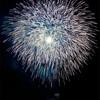 【山梨】河口湖上から観る冬花火。