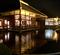 道の駅「白沢」の池(群馬県沼田)