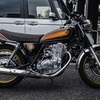 【祝!納車!】SR400 40th Anniversary Edition 500台限定!