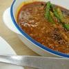 粗挽き肉と茄子の麻婆カレー