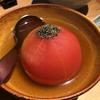 二毛作でトマトおでん(京成立石)