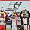 【FIA-F4】 遂にStra5スーツが表彰台の中央に立ちました!!