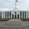 オーストラリアの首都、キャンベラ