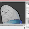 AnimeEffectsを使ったアニメーション(2) メッシュ変形もできる
