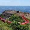 【長門】山口旅行記〔11〕世界中が注目する赤と青の絶景!元乃隅神社