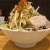 食べきれる?二郎インスパイア店「麺や久二郎」に行ってきたよ。