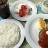 【TDL】プラザパビリオン・レストランのクリスマススペシャルセットをご紹介!ボリューム満点ハンバーグを食べて元気に遊びましょう!