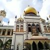Day4②:シンガポールで初詣、午後はアラブストリート