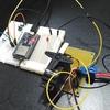 ESP32-DevKitC ESP-WROOM-32開発ボードでPWM RCサーボを動かす (MCPWMを使用)