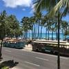 ハワイ旅行1日目 デルタ航空(直行便)でホノルル・ワイキキへ!