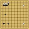 Master対AlphaGoZeroの棋譜2