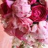 ウエディングのお花たち