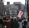東京マラソンの応援に行ってきました。