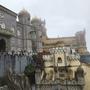 ポルトガル旅行記2019 シントラ周遊~その1 先ずはペーナ宮殿散策から
